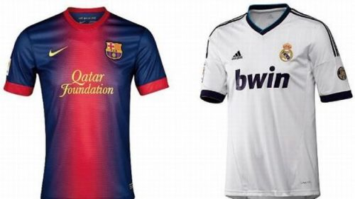 Camisetas y ropa para fútbol o futsal