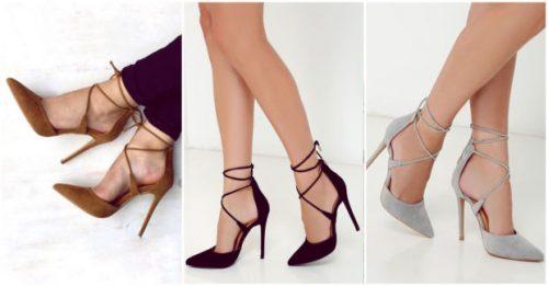 Zapatos y zapatillas en Gamarra